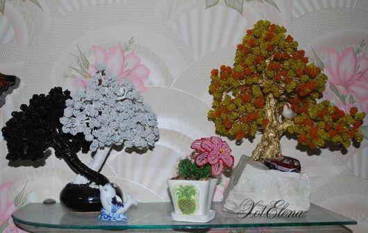 Инь-Янь и Золотая осень в интерьере.