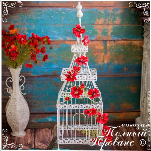 Материалы для флористики ручной работы. Ярмарка Мастеров - ручная работа. Купить Клетка Эйфелева башня 40587 высота 93см. Handmade.