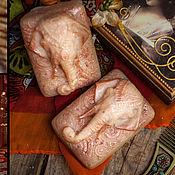 Косметика ручной работы handmade. Livemaster - original item Solid shampoo
