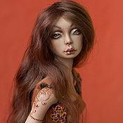 Куклы и игрушки ручной работы. Ярмарка Мастеров - ручная работа Анаис, шарнирная кукла. Handmade.