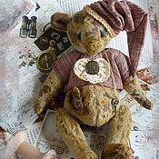 Куклы и игрушки ручной работы. Ярмарка Мастеров - ручная работа Мишка Тедди Пиноккио. Handmade.