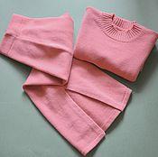 Одежда ручной работы. Ярмарка Мастеров - ручная работа Костюм с юбкой миди. Handmade.