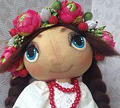 Куклы и игрушки ручной работы. Ярмарка Мастеров - ручная работа Украиночка. Handmade.