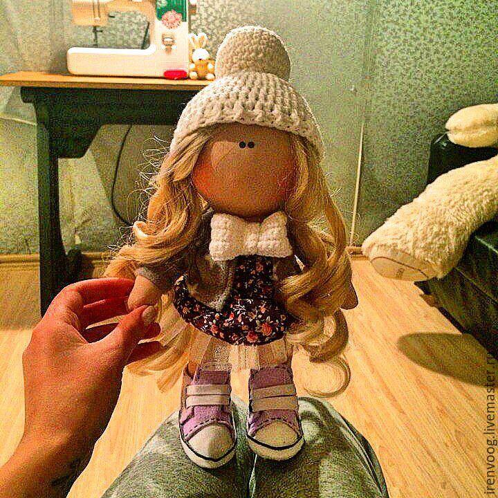 Как сделать интерьерная кукла