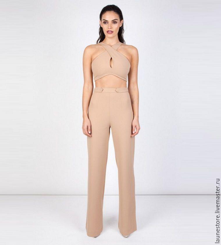 Дизайнерские платья и штаны женские