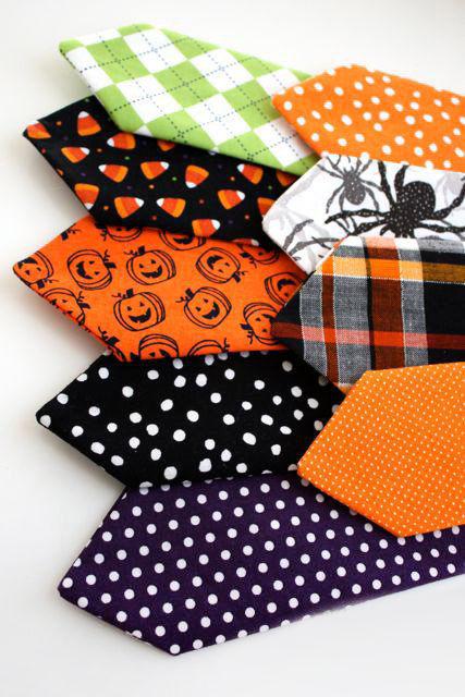 Карнавальные костюмы ручной работы. Ярмарка Мастеров - ручная работа. Купить Галстуки для мальчиков на Halloween. Handmade. Хеллоуин, галстук, Хэллоуин