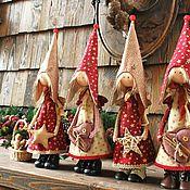 Куклы и игрушки handmade. Livemaster - original item Angels. Christmas angel. Handmade.