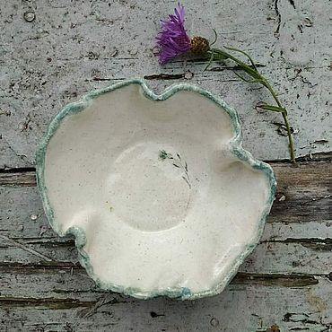 Посуда ручной работы. Ярмарка Мастеров - ручная работа Пиала из серии «Цветы». Handmade.