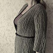 Одежда handmade. Livemaster - original item Cardigan knitted of
