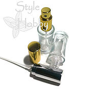Материалы для творчества handmade. Livemaster - original item A small perfume bottle 10 ml. Handmade.