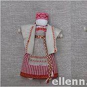 Народная кукла ручной работы. Ярмарка Мастеров - ручная работа Кукла Очистительная на основе народной. Handmade.