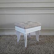 Для дома и интерьера manualidades. Livemaster - hecho a mano taburete. Handmade.