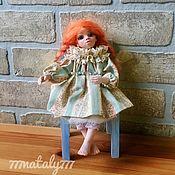 "Интерьерная кукла ""Малышка Грейс"""
