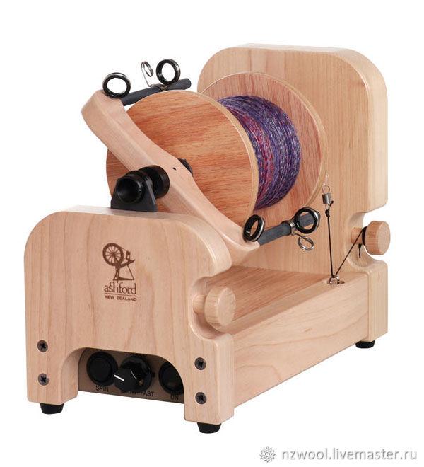 Электропрялка 3 + сумка + ножная педаль и ещё – купить на Ярмарке Мастеров – ECDW5RU | Инструменты для вязания, Крайстчерч