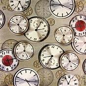 Материалы для творчества ручной работы. Ярмарка Мастеров - ручная работа Часы и часики:))  Салфетки для декупажа. Handmade.