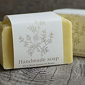 Косметика ручной работы handmade. Livemaster - original item natural soap rosemary and citronella. Handmade.