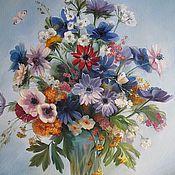 Картины ручной работы. Ярмарка Мастеров - ручная работа Разноцветие. Handmade.