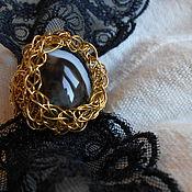 Украшения ручной работы. Ярмарка Мастеров - ручная работа Маскарадное кольцо. Handmade.