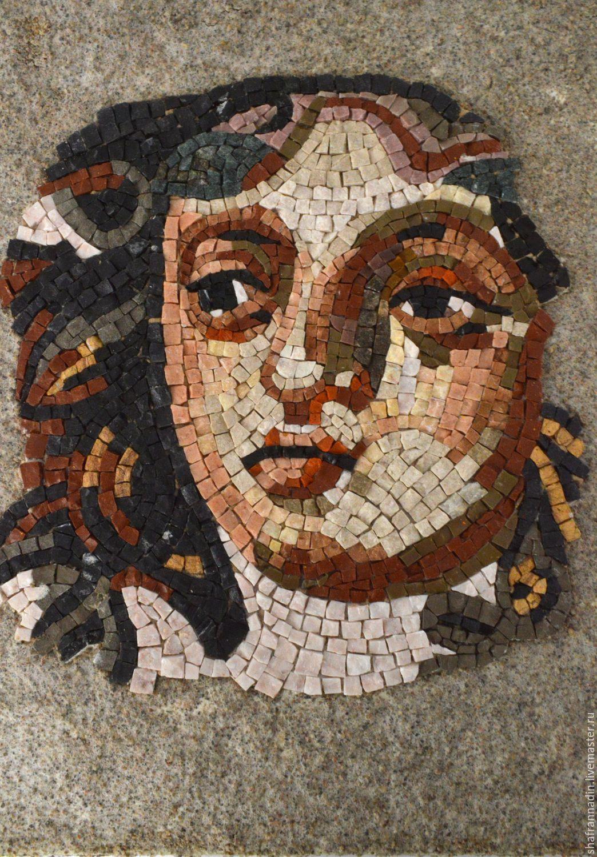 Реплика римской мозаики Дионис, Картины, Санкт-Петербург,  Фото №1