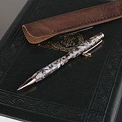 Ручки ручной работы. Ярмарка Мастеров - ручная работа Шариковая ручка Chickline (Акрил). Handmade.