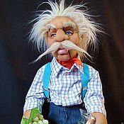 Куклы и игрушки ручной работы. Ярмарка Мастеров - ручная работа ВИНОДЕЛ. Handmade.
