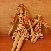 Куклы Тильда ручной работы. Ярмарка Мастеров - ручная работа Тильды. Handmade.