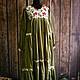 Платья ручной работы. Ярмарка Мастеров - ручная работа. Купить Платье. Handmade. Разноцветный, Платье нарядное, платье летнее, печворк