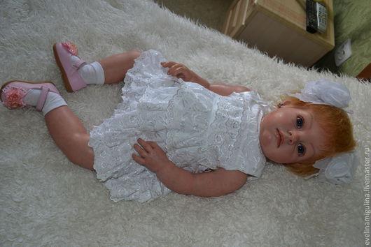 Куклы-младенцы и reborn ручной работы. Ярмарка Мастеров - ручная работа. Купить кукла-реборн Катюшка.   продана!. Handmade.