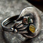 Украшения ручной работы. Ярмарка Мастеров - ручная работа Кольцо из серебра серебро, серебряное кольцо, необычные украшения. Handmade.