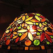 Для дома и интерьера ручной работы. Ярмарка Мастеров - ручная работа Витражный плафон. Handmade.
