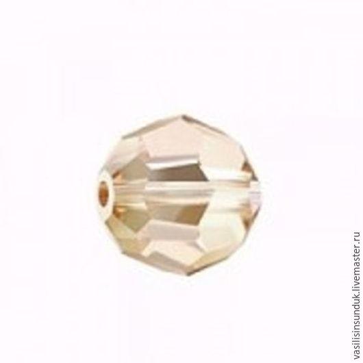 Crystal Golden Shadow - прозрачно -  золотые