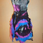 Одежда ручной работы. Ярмарка Мастеров - ручная работа Дизайнерское платье. Handmade.