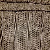 Материалы для творчества handmade. Livemaster - original item the openwork fabric of 100% linen yarn