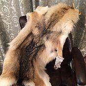 Фен-шуй и эзотерика ручной работы. Ярмарка Мастеров - ручная работа Шкура волка №3. Handmade.