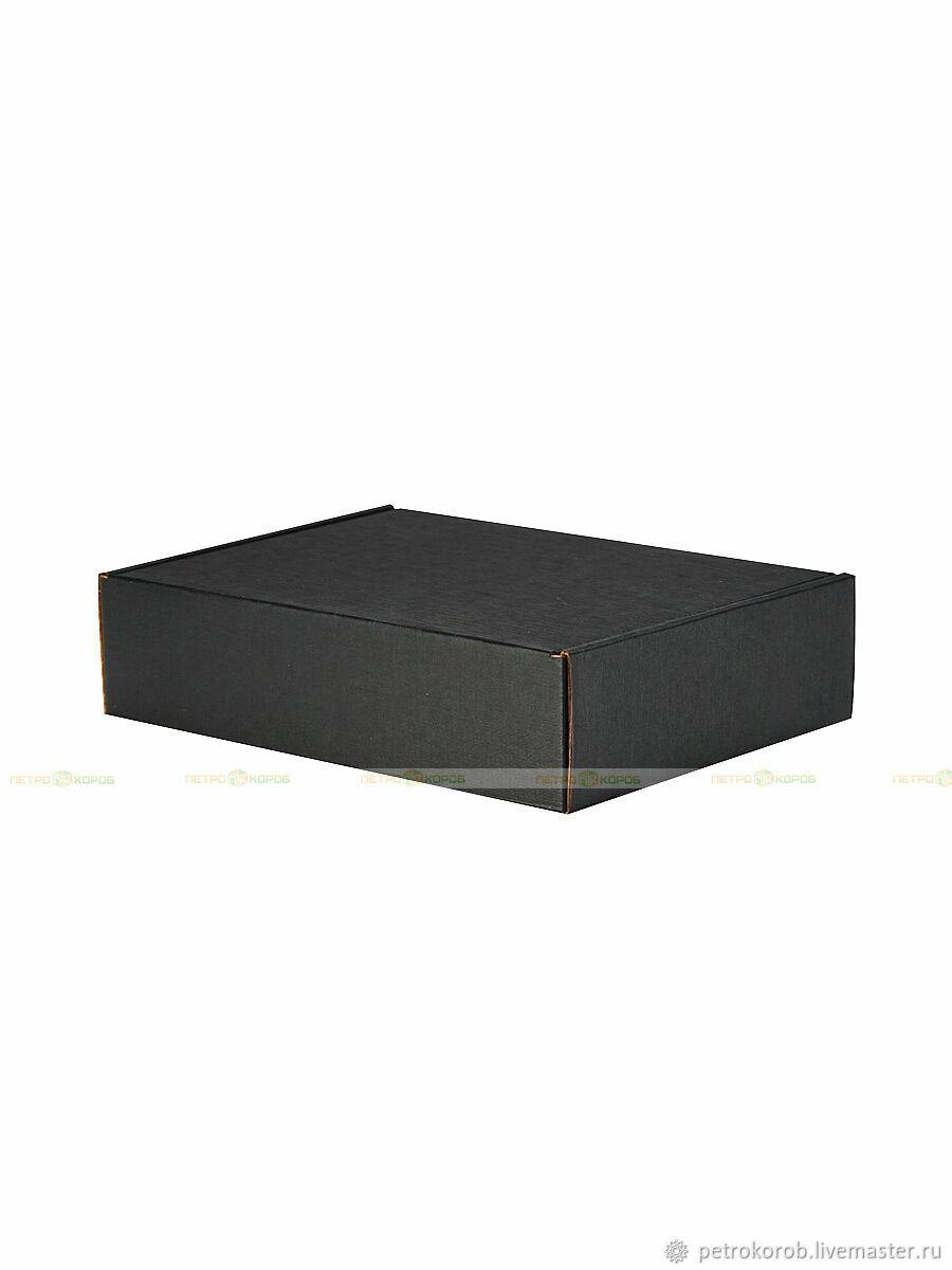 20х15х5 см Красная самосборная коробка, Коробки, Санкт-Петербург,  Фото №1