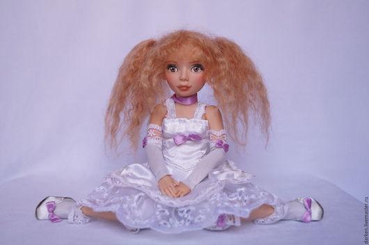 Коллекционные куклы ручной работы. Ярмарка Мастеров - ручная работа. Купить гномочка из игры Lineage 2.. Handmade. Разноцветный
