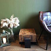 Для дома и интерьера handmade. Livemaster - original item Solid wood coffee table. Handmade.