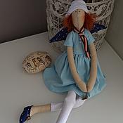 Куклы и игрушки ручной работы. Ярмарка Мастеров - ручная работа Морской ангел. Handmade.