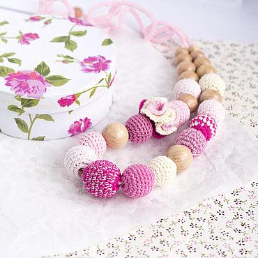 """Одежда ручной работы. Ярмарка Мастеров - ручная работа Слингобусы """"Весна"""" в оттенках розового. Handmade."""