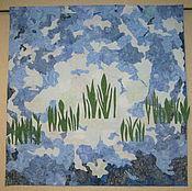 """Картины и панно ручной работы. Ярмарка Мастеров - ручная работа """"Весна воды"""". Handmade."""