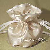 Свадебный салон ручной работы. Ярмарка Мастеров - ручная работа Свадебная сумочка а-ля мадам Помпадур. Handmade.