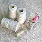 Thread handmade. Livemaster - original item A particularly strong thread 200 LKH. Handmade.