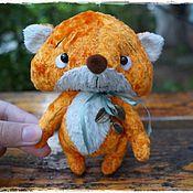 Куклы и игрушки ручной работы. Ярмарка Мастеров - ручная работа Хвостик. Handmade.