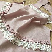 Для дома и интерьера handmade. Livemaster - original item Apron linen