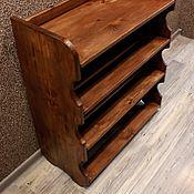 Для дома и интерьера ручной работы. Ярмарка Мастеров - ручная работа Обувница. Handmade.