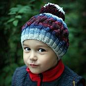 Цепочки ручной работы. Ярмарка Мастеров - ручная работа МК-описание шапки Chain (Цепь). Handmade.