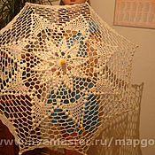 Аксессуары ручной работы. Ярмарка Мастеров - ручная работа зонтик. Handmade.