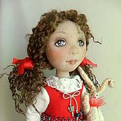 Куклы и игрушки ручной работы. Ярмарка Мастеров - ручная работа Катюша.. Handmade.