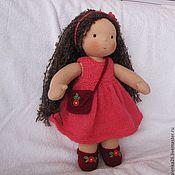 Куклы и игрушки ручной работы. Ярмарка Мастеров - ручная работа Вальдорфская кукла 32см. Handmade.