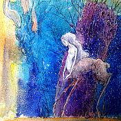 """Картины и панно ручной работы. Ярмарка Мастеров - ручная работа """"Майский сон о любви"""". Handmade."""